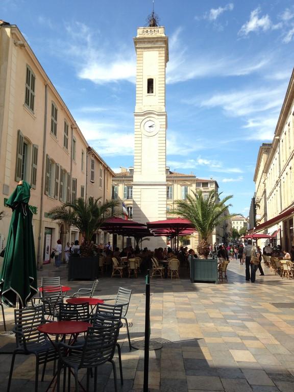 Place de l'Horloge, Nîmes