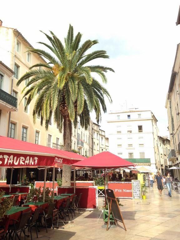 Place du Marche, Nîmes