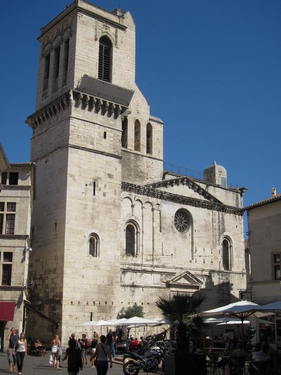 Cathedral Notre-Dame-et-Saint-Castor, Nîmes
