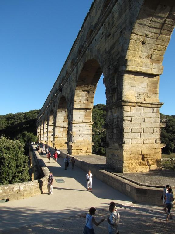 Pont du Gard architecture