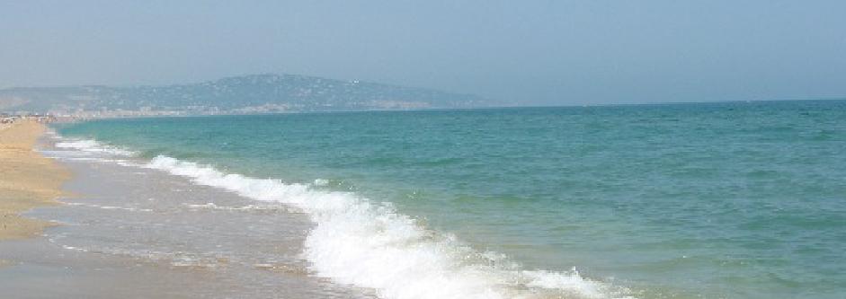 sete plage