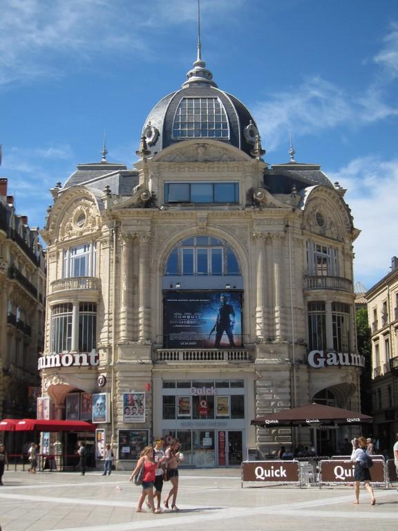 Gaumont Cinema, Place de la comedie