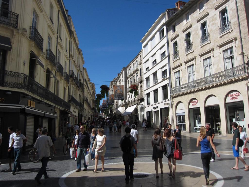 Rue de la Loge, Montpellier
